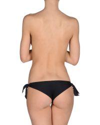 Blumarine - Black Bikini Bottoms - Lyst