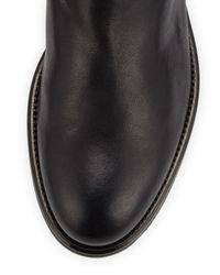 Vince - Black Vaughn Calfskin Boot for Men - Lyst