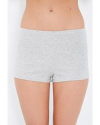 Forever 21 - Natural Croissant Pj Set You've Been Added To The Waitlist - Lyst
