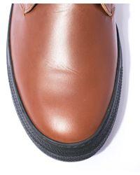Oliver Spencer - Natural Dark Beige Beat Chukka Boots for Men - Lyst