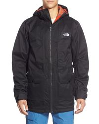The North Face | Black 'tight Ship' Waterproof Hyvent Performance Jacket for Men | Lyst