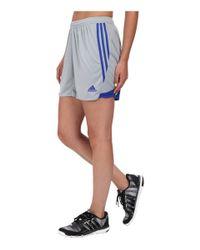 Adidas | Blue Tastigo 15 Knit Short | Lyst
