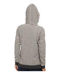 Volcom - Black Lived In Stripe Pullover - Lyst