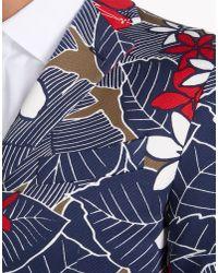 DSquared² - Blue Capri Jacket for Men - Lyst