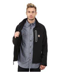 Carhartt | Black Denwood Jacket for Men | Lyst