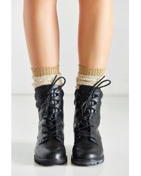 Urban Outfitters | Black Don Hiker Boot | Lyst