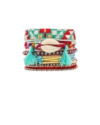 Hipanema - Multicolor Bracelet - Lyst