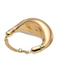 Chloé - Metallic Bracelet - Lyst