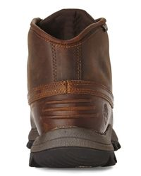 Timberland - Brown Canard Mid Duck Boots for Men - Lyst