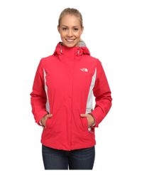 The North Face | Pink Claremont Triclimate® Jacket | Lyst