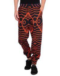 Christopher Kane | Orange Casual Trouser for Men | Lyst