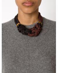 Lizzie Fortunato - Brown 'spirits For Sale' Necklace - Lyst