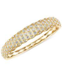 Effy Collection - Metallic D'oro By Effy Diamond Bangle Bracelet (3-3/8 Ct. T.w.) In 14k Gold - Lyst