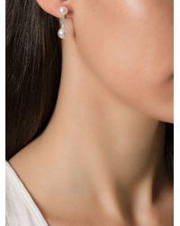 Bukkehave | Metallic 'pearly King' Earrings | Lyst