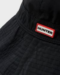 Hunter | Black Original Adjustable Bucket Hat | Lyst
