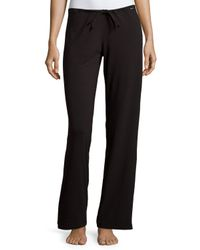 La Perla - Black New Project Drawstring Lounge Pants - Lyst