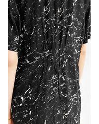 Just Female - Black Stone Dress - Lyst