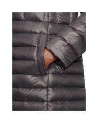 Ralph Lauren - Metallic Packable Down Hooded Coat - Lyst