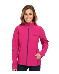 The North Face | Pink Apex Bionic Jacket | Lyst