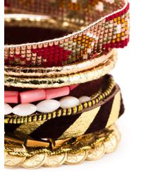 Hipanema | Red 'Fidji' Bracelets | Lyst