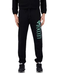 Le Coq Sportif - Black Casual Trouser for Men - Lyst