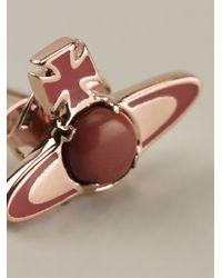 Vivienne Westwood - Pink Betsy Earrings - Lyst