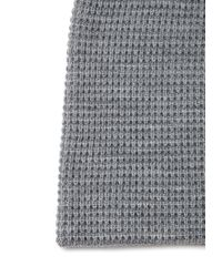 Forever 21 | Gray Waffle Knit Beanie | Lyst