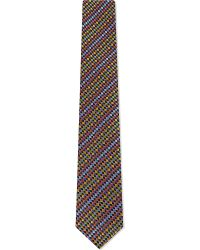 Richard James | Multicolor Harlequin Silk Tie for Men | Lyst