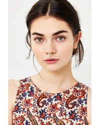 Urban Outfitters | Metallic Bali Nights Septum Ring | Lyst