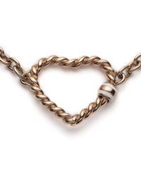 Tommy Hilfiger   Metallic Bracelet   Lyst