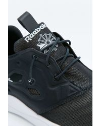 Reebok - Furylite Reflect Black Trainers for Men - Lyst