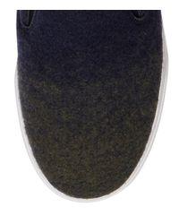 Tory Burch | Blue Stardust Slip-on Sneaker | Lyst