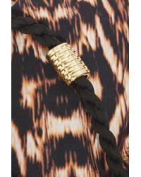 Heidi Klein | Multicolor Printed Triangle Bikini Top | Lyst