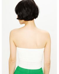 Free People | White Honey Textured Tube | Lyst