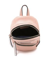Marc By Marc Jacobs - Pink Domo Cross Biker Bag - Lyst