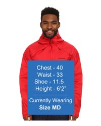 Patagonia - Red Torrentshell Jacket for Men - Lyst