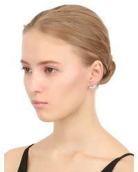Anita Ko | Pink Ear-jacket Mono Earring | Lyst