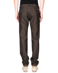 Brian Dales - Brown Casual Pants for Men - Lyst