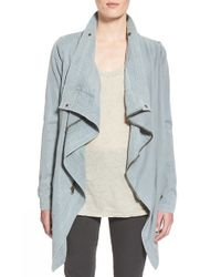 Young Fabulous & Broke | Gray Young Fabulous & Broke 'lida' Jacket | Lyst