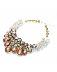 Nakamol - Multicolor Jovian Necklace-mix - Lyst