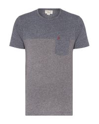 Original Penguin | Gray Boolean Tee for Men | Lyst