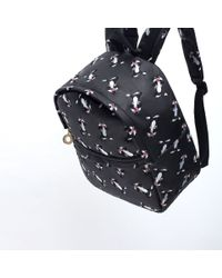 Zara | Black Looney Tunes Backpack | Lyst