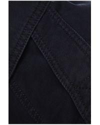 BOSS Orange Blue Blouson Jacket 'odilo-w' In Cotton for men