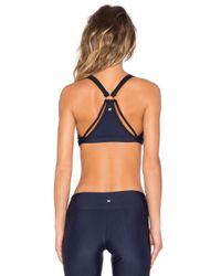 Koral Activewear - Black Gi Sequence Sports Bra - Lyst