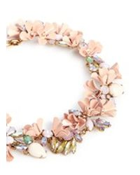 J.Crew | Multicolor Mardi Gras Necklace | Lyst