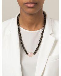 Isabel Marant | Black 'marcielo' Necklace | Lyst