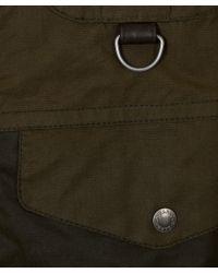 Barbour - Brown Olive Kitefin Pocket Jacket for Men - Lyst