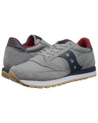 Saucony - Gray Jazz Original - Lyst