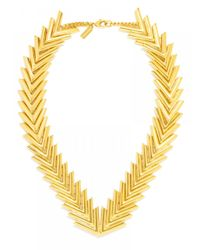 BaubleBar | Metallic Poisson Collar | Lyst