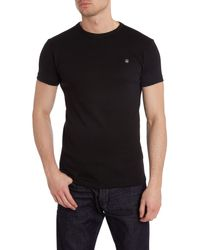 Duck and Cover - Black Colin Short Sleeve Crew Neck T-shirt for Men - Lyst